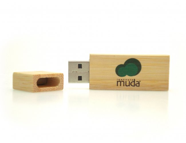 PEN DRIVE BAMBÚ MINI